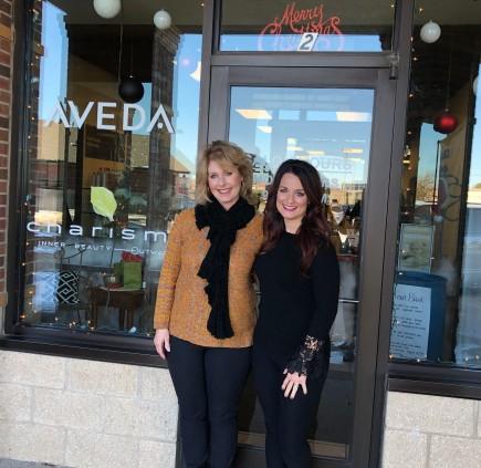Robin Wolfe and Tamara Miller Charisma Salon